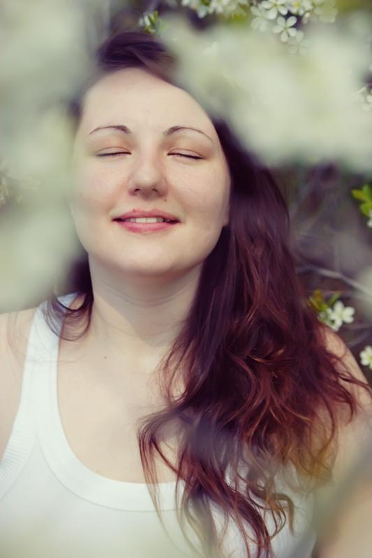 Дыханье весны - Лена Белякова