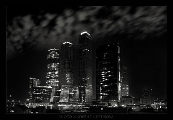 Москва - Нью-Йорк - Надежда Фетисова