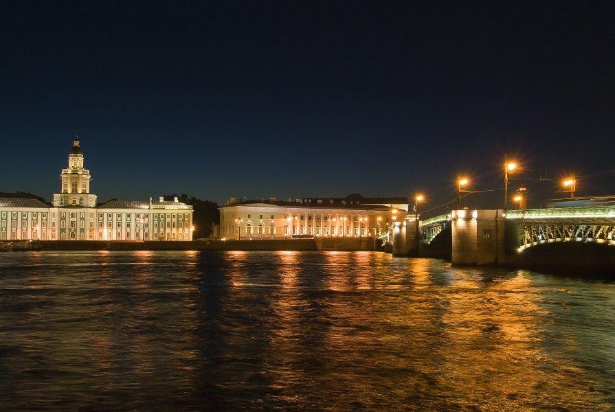 ночной Питер - Алексей Кудрявцев