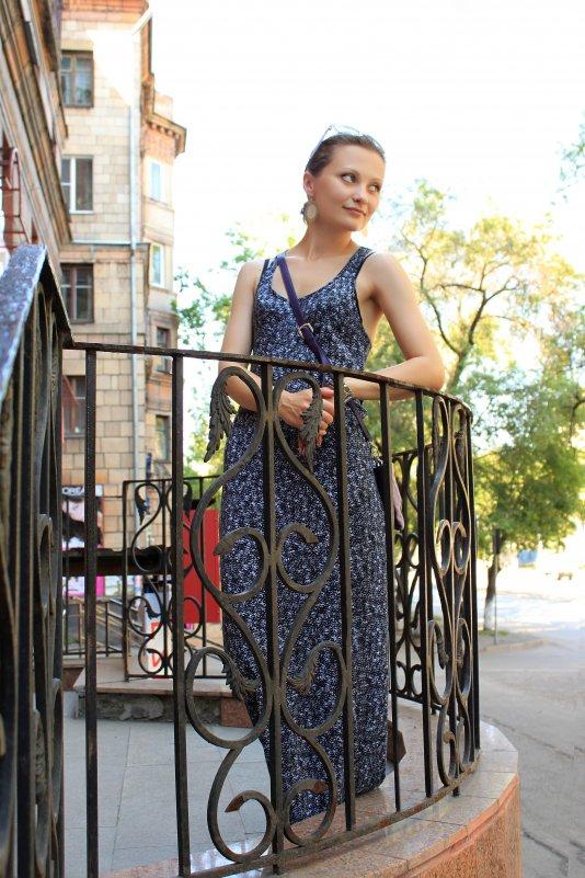 прогулка - Ирина Шабалина
