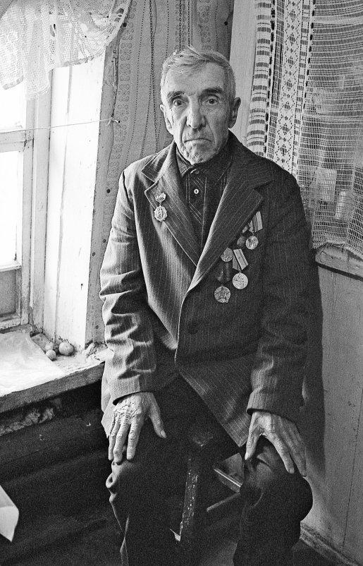 Старый солдат Иван Днилович Еськов - Александр Семенов