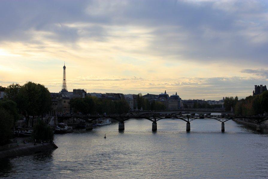 Вечер в Париже.. - Светлана Субботина