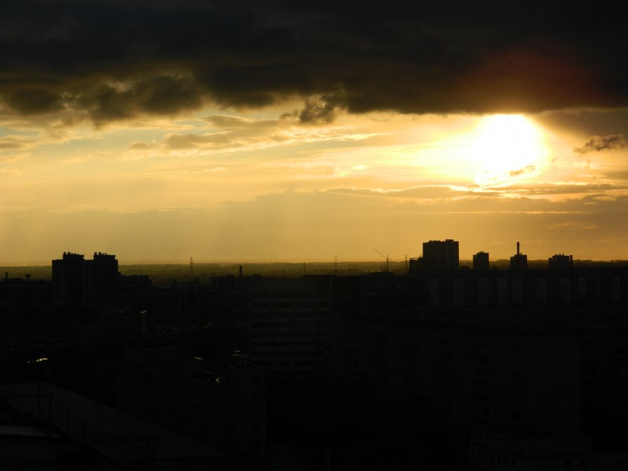 Пасмурно - Виктория Минаева