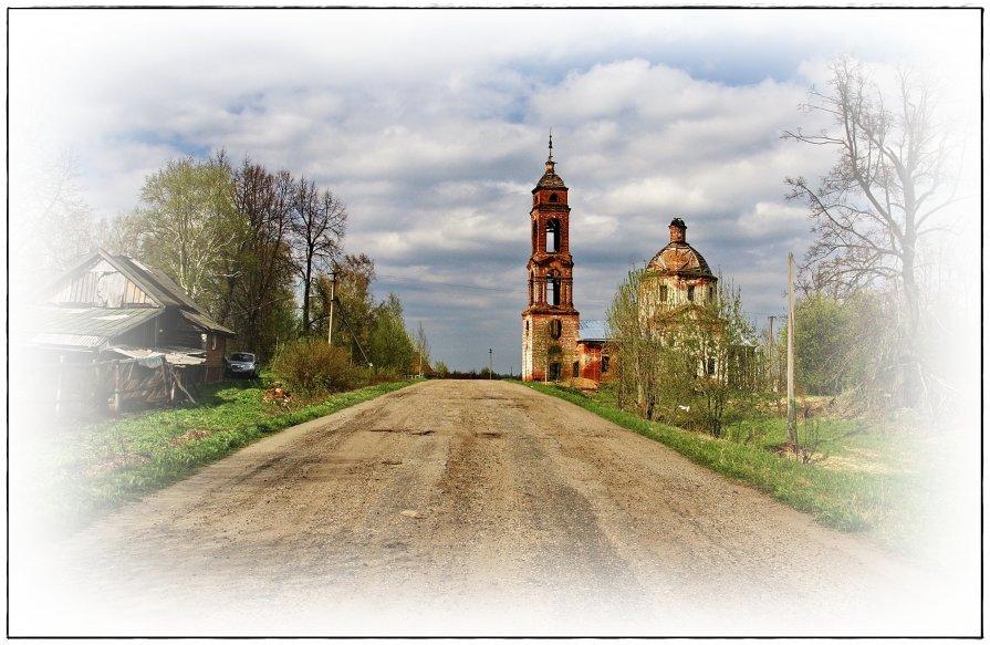 Церковь Николая Чудотворца в Никульском - Евгений Жиляев