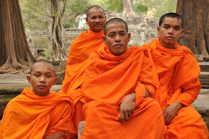 Angkor Wat. Cambodia. - Eva Langue