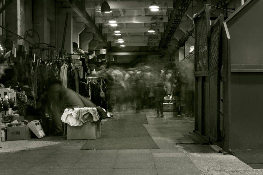 Движение в винтажном цехе - Alex Sokolov