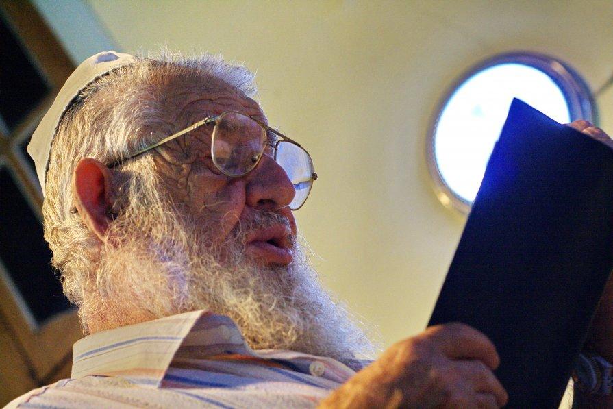 в общине бухарских евреев - Антон Райхштат