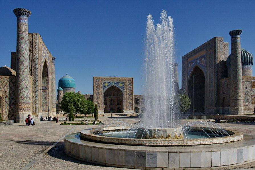 Регистан - Антон Райхштат