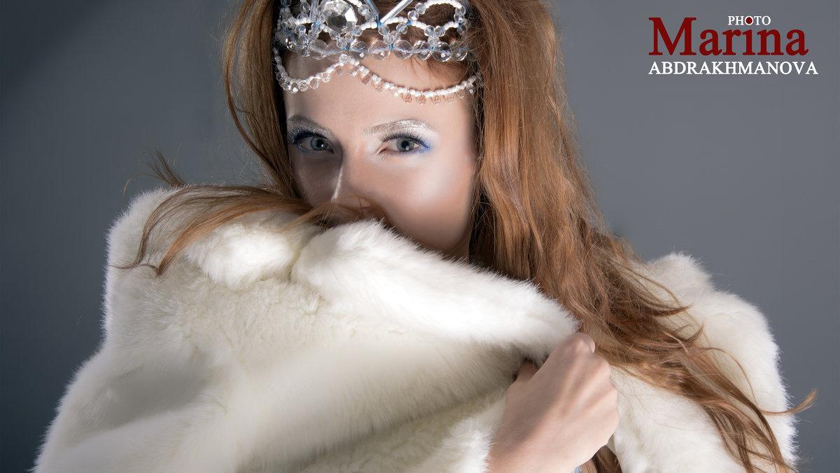 снежная королева - Marina Abdrakhmanova