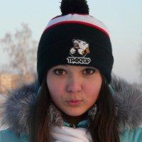 фанатка Трактора :: Евгения Ермакова