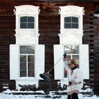 Игра в валенок :: Дмитрий Шубин