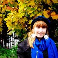 Осеннее :: Анна Балахонцева