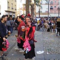 Карнавал а Кадисе, Испания :: Irina Savina