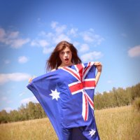Австралия :: Людмила Ильина
