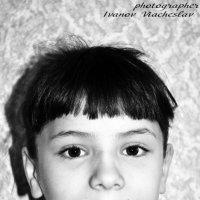 Ждущие глаза... :: Вячеслав Иванов