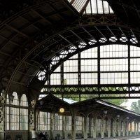Вокзал :: Елизавета Вавилова