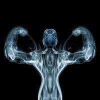 Smoke muscle man :: Ivan Aryulin