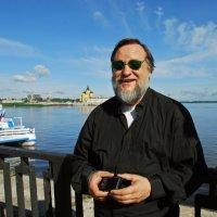 Архиепископ Ионафан неформально :: Артём Фалин
