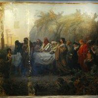 "Картина ""Похороны Христа"" :: Артём Фалин"