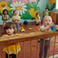 Дети и мамы ИК 2 :: Артём Фалин