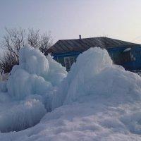 Зима в Дерябкино :: Эдуард Берин
