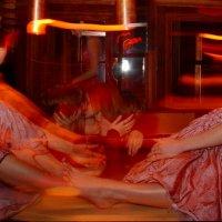 Barefoot Hot Kisses (Горячие Босоногие Поцелуи) :: Андрей Пашис