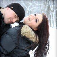 Женя и Саня :: Олеся Фокина