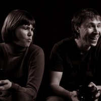 Native Conversation - Елена и Алексей :: Игорь Пикулик