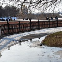 Весна пришла.....=)(Кремлевский вал,Рязань) :: Анюта Баландина