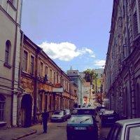 мой город :: Uliuska Kharitonchik
