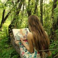 Сказочный лес :: Анастасия Красовская