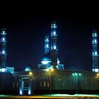 Мечеть :: Настасья Емельянова