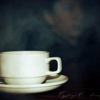 Чашка в каком то кафе :: Настасья Емельянова
