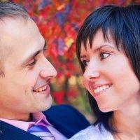 Катя и Леша :: Виталий Семьянов