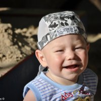 солнечная улыбка :: Наталия Рой