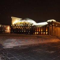 Оперный театр, г.Новосибирск :: Настя Соколова