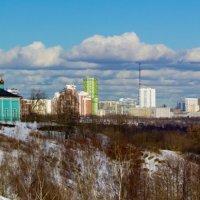 Крылатские холмы :: Алексей Максимов