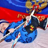 Будущий лыжник ! :: Татьяна Шелина