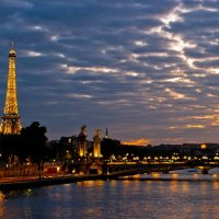 Ночь в Париже :: Николай Данковцев