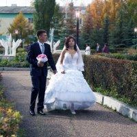 Осенняя свадьба :: Татьяна Афанасенко