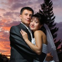 На закате :: Татьяна Афанасенко