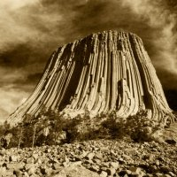 Devil's Tower :: Рашид Хазипов