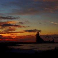Тот, кто рисует небо! :: Сергей Фоменко