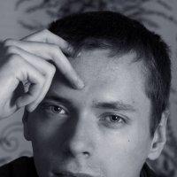 Мужской портрет :: Дафна Авдеева