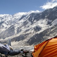 Сон в горах :: Александр Фирсов