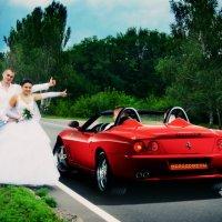 Свадьба :: Надежда Майер