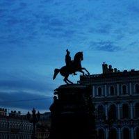 Царский памятник :: Владимир Андреев
