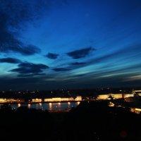 Панорама на р. Нева :: Владимир Андреев
