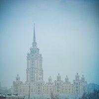 """Отель """"Украина"""" :: Влад Тарасов"""