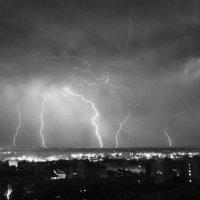 Ночная гроза :: Алексей Тулинов